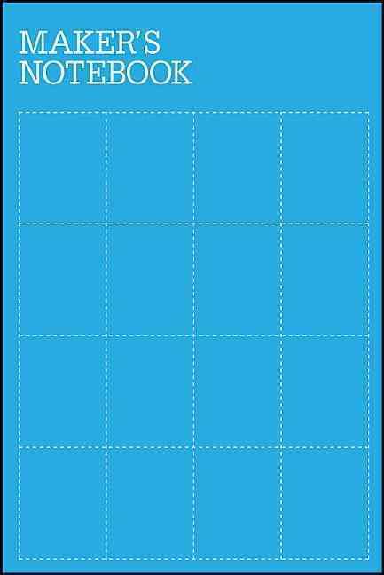 Maker's Notebook By Make Magazine (COR)